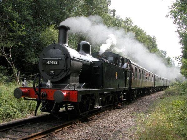 Bluebell-staem-railway